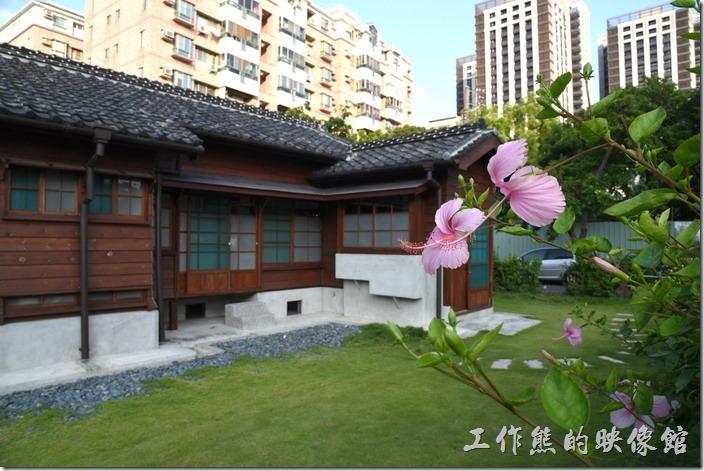 好漂亮的日式木屋,原台南州立農事試驗場宿舍群
