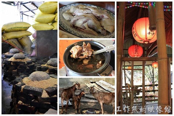 [台南]新化王家燻羊肉,不只羊肉有特色白斬土雞更好吃
