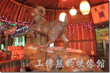 台南新化-王家燻羊肉
