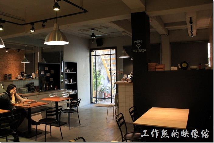 台南-開普咖啡早午餐