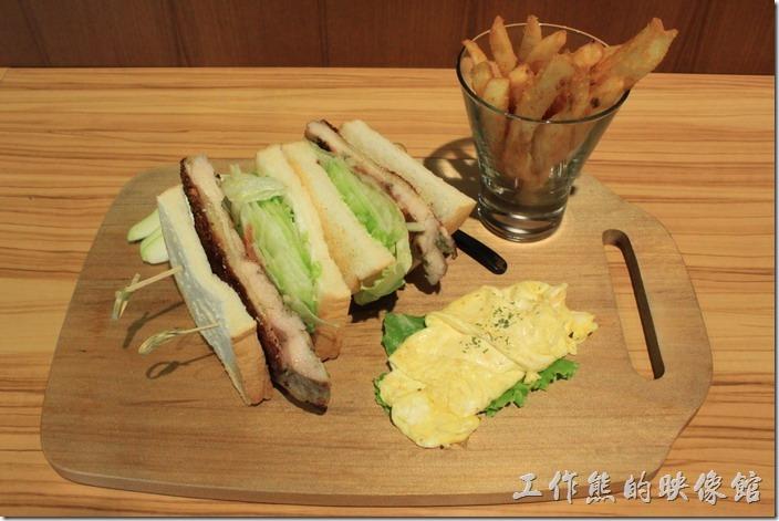 台南-路易先生早午餐17