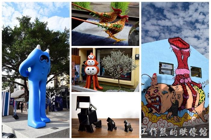 [台南]藍晒圖文創園區終於開幕,台南又多了一個可以逛街的好地方