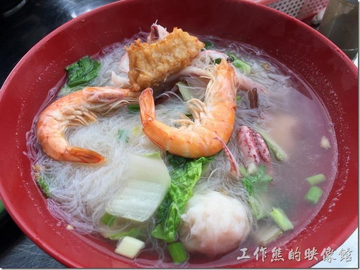 [台北南港]海鮮米粉,清甜的好味道