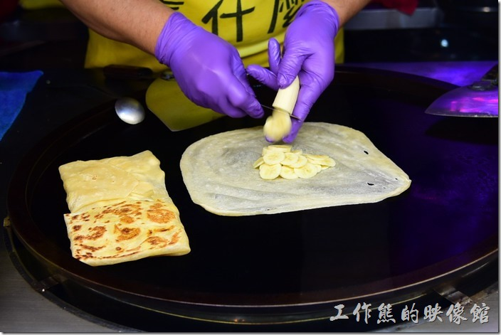 墾丁-香蕉哥香蕉煎餅10