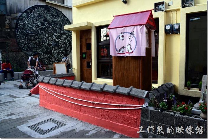 台南-藍晒圖文創園區。奇點劇團,會不定期有表演活動,也有表演教學。