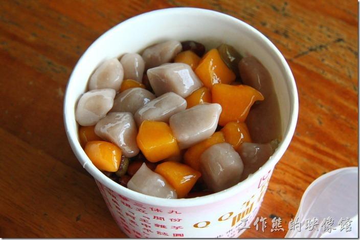 [九份老街吃什麼]阿柑姨芋園,可以欣賞海景