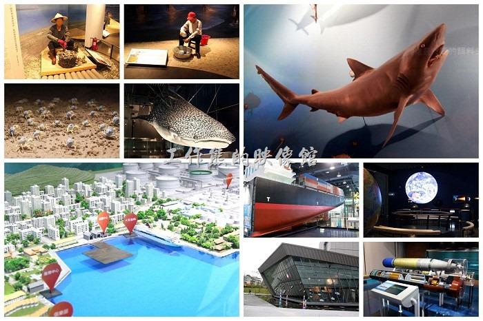 基隆【海洋科技博物館】到底展些什麼?