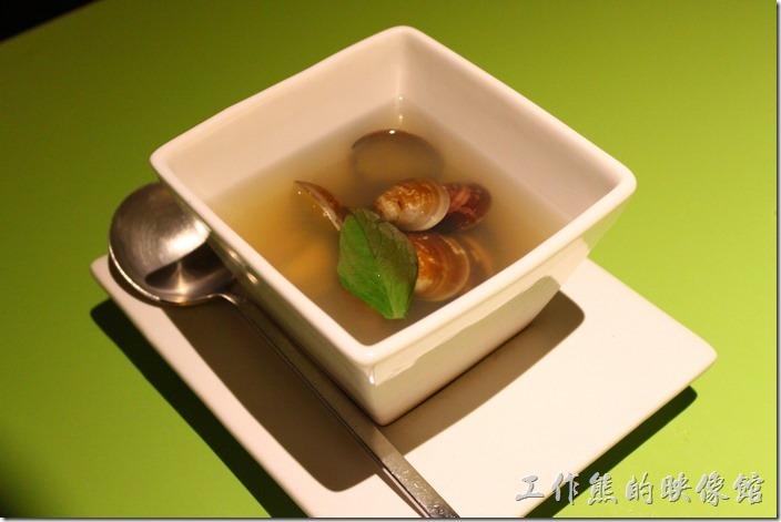 台南-原燒。蛤蠣湯!