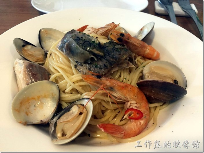台北南港-issace義式料理廚房15