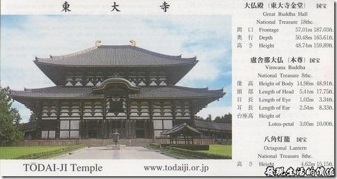 日本-東大寺-門票01