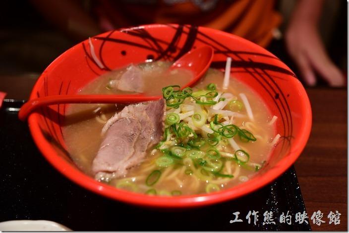日本環球影城-風神雷神拉麵06