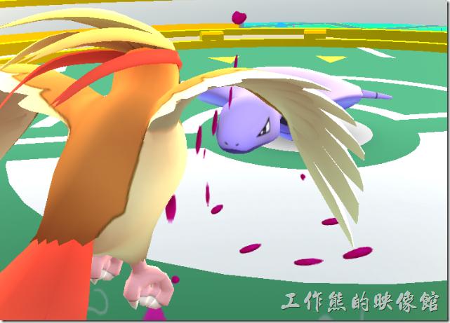 寶可夢(POKEMON GO)初階攻略:如何挑戰神奇寶貝道館、戰鬥操作技巧分享