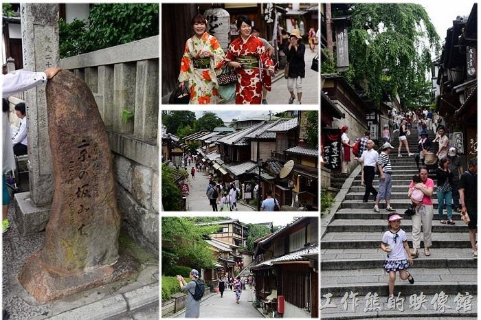 [日本京都]清水坂、三年坂(產寧坂)、二年坂,小心別在三年坂跌倒