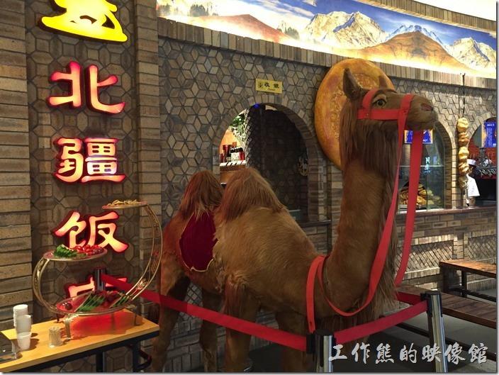 [中國昆山]北疆飯店感受草原民族大口吃肉的豪邁感覺