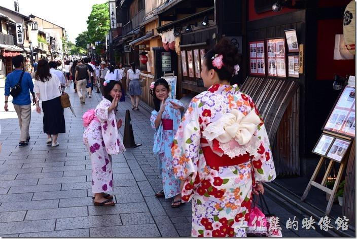 [日本京都]祇園花見小路通探幽,尋找藝妓的蹤跡