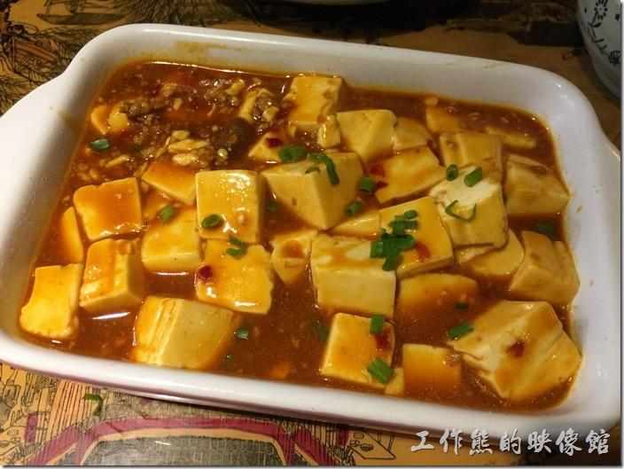 戀愛豆腐,RMB12。就是麻婆豆腐,味道普普。