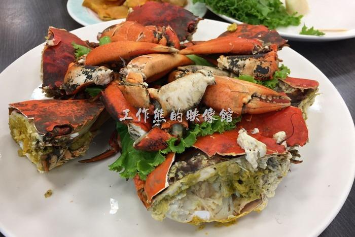 台南安平-海之味海產11