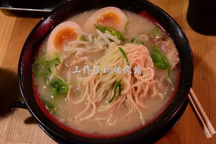 日本道頓崛-四天王拉麵10