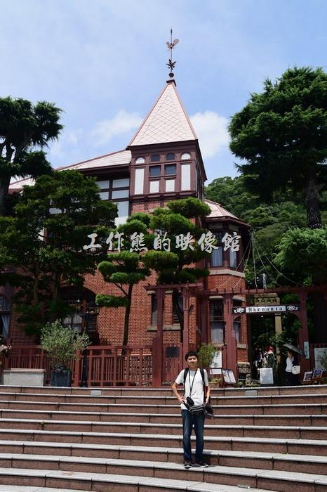 日本北野-「風見雞館」由德國貿易商人G.托馬斯建於日本明治42年(1909年),是神戶異人館的代表性建築,這裡也且曾是日本電視劇拍攝的地點,一般遊客來到北野地區「風見雞館」是必遊的景點之一。