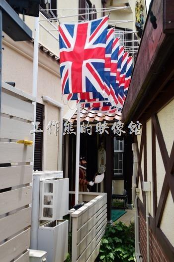 日本北野-異人館。英國館。