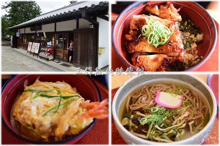 [日本奈良]繪馬堂茶屋吃丼飯、蕎麥麵、烏龍麵,旅遊東大寺吃飯的好選擇