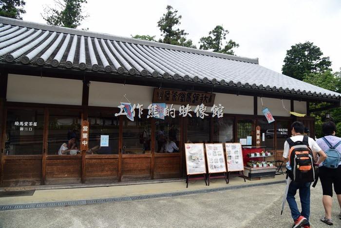 日本奈良-繪馬堂茶屋06