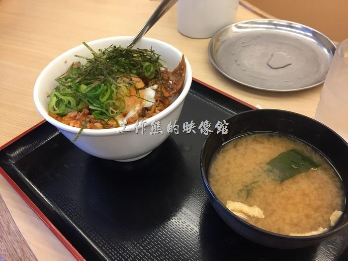 [日本]松屋日本料理,連鎖平價丼飯餐廳