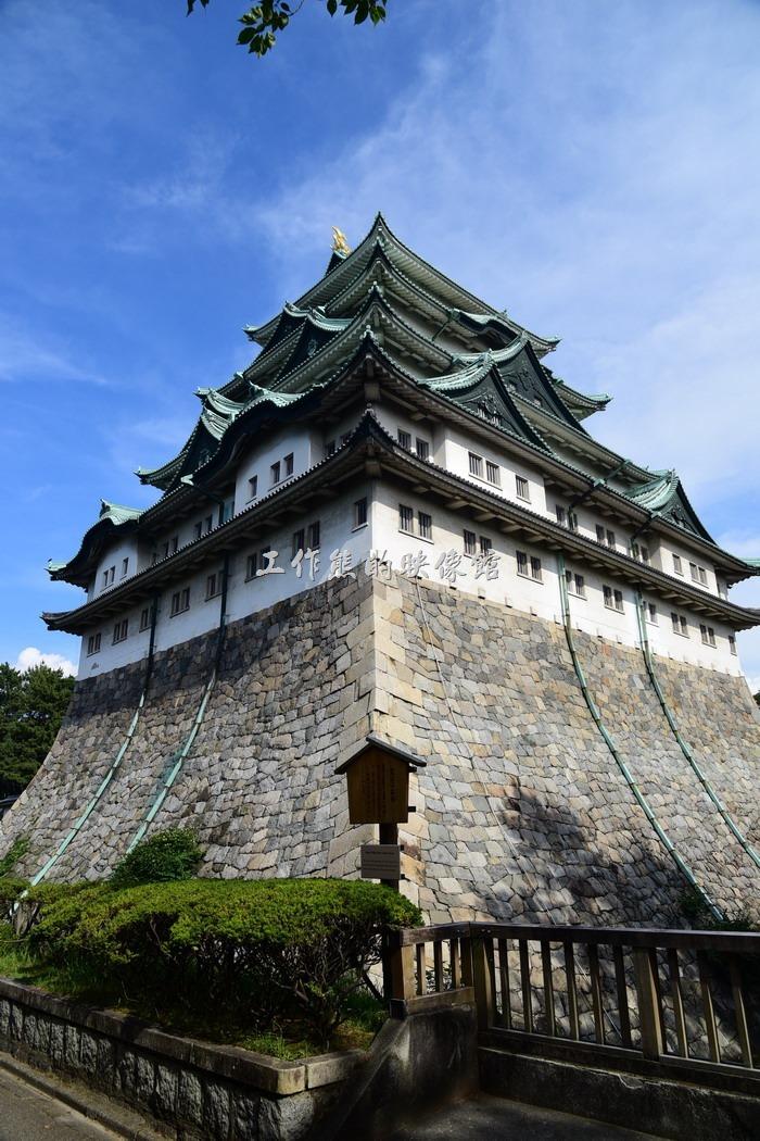 日本-名古屋城29