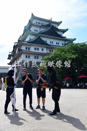 日本-名古屋城05