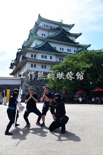 日本-名古屋城06