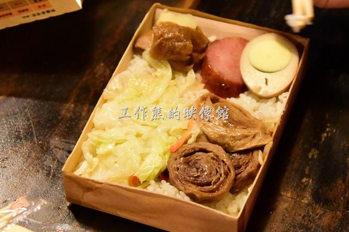 台東-悟饕池上飯包文化故事館。
