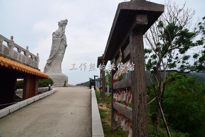 馬祖南竿-媽祖巨神像07