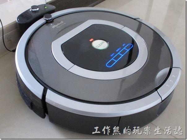 《敗物》iRobot Roomba 780 掃地機器人開箱及使用心得分享