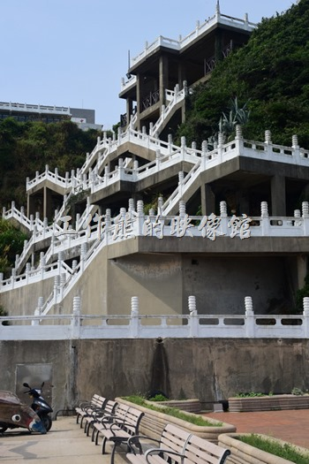 馬祖南竿-枕戈待旦牌樓 蔣中正紀念公園05