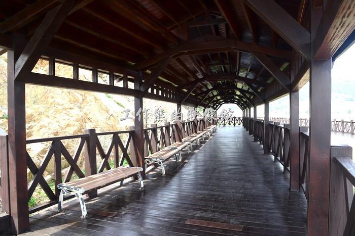 馬祖南竿-枕蔣中正紀念公園下有「福澳清水珠螺景觀步道」。