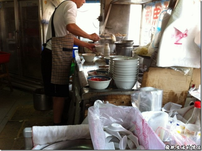 台南-公園口魠魚羹