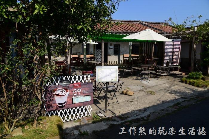 台南-大內龍貓公車站彩繪村27