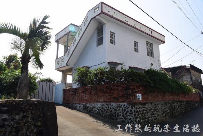 台南-大內龍貓公車站彩繪村33