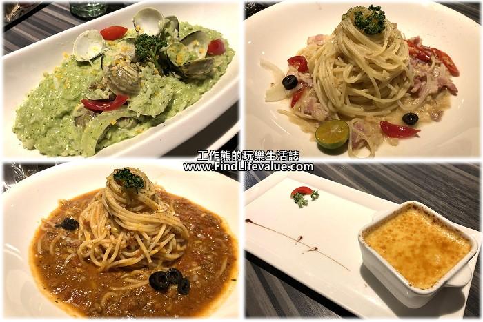 《台南美食》洋城義大利餐廳安平家樂福店