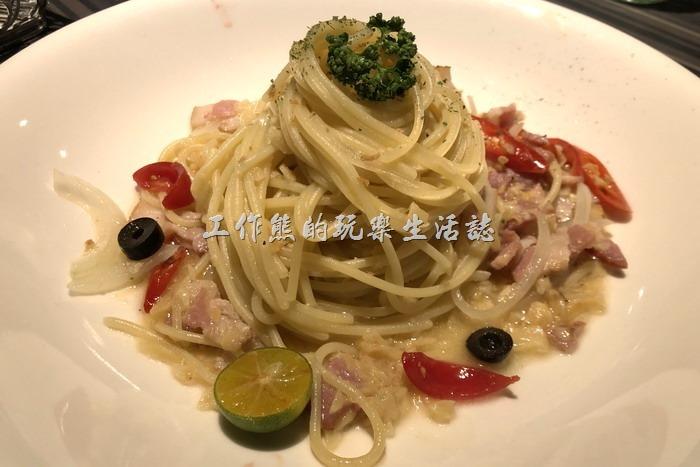 台南-洋城義大利餐廳08