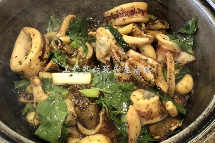 宜蘭蘇澳-海之宴平價快炒餐廳。