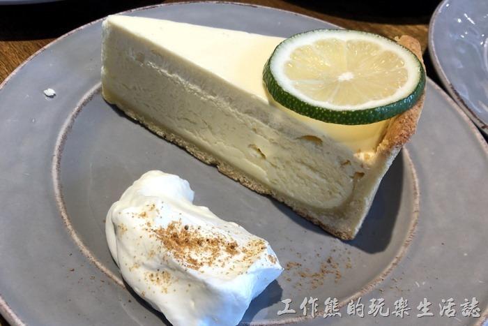 台北南港-Coppii_Lumii。檸檬起士,NT160。