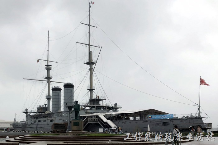 日本-三笠戰艦博物館01