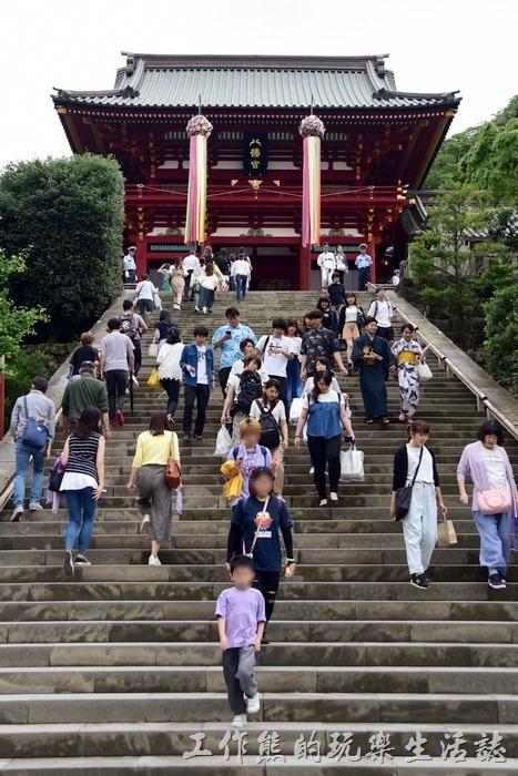 日本-鶴岡八幡宮01