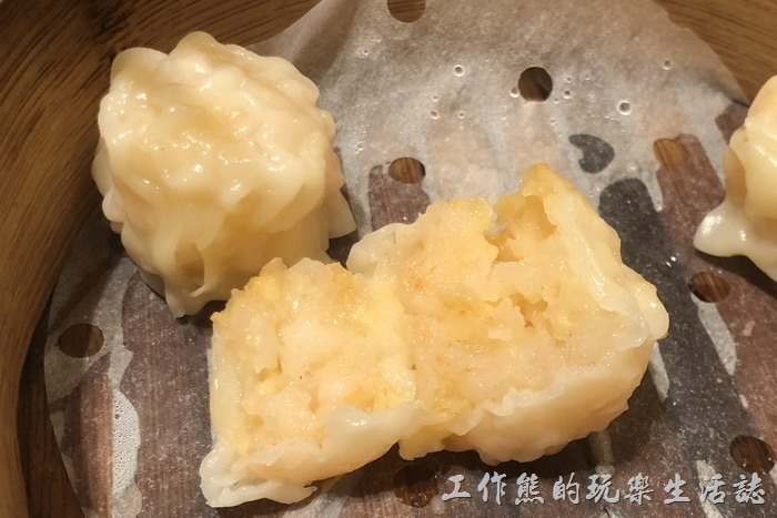 日本-橫濱中華街王朝。鮮蝦燒賣
