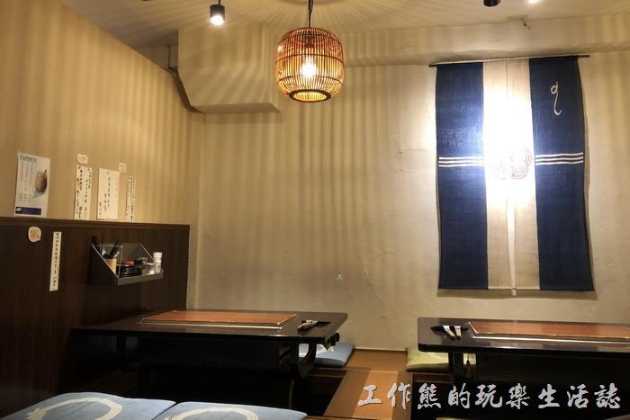日本橫濱-ひじてつ(Hijitetsu)元町店。店內的裝潢。