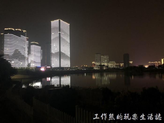 中國廈門-泰地夜景03