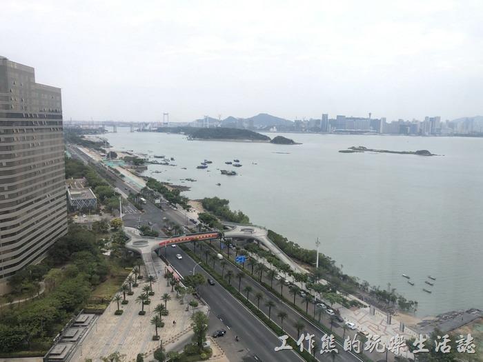 中國廈門-海滄泰地萬豪酒店12