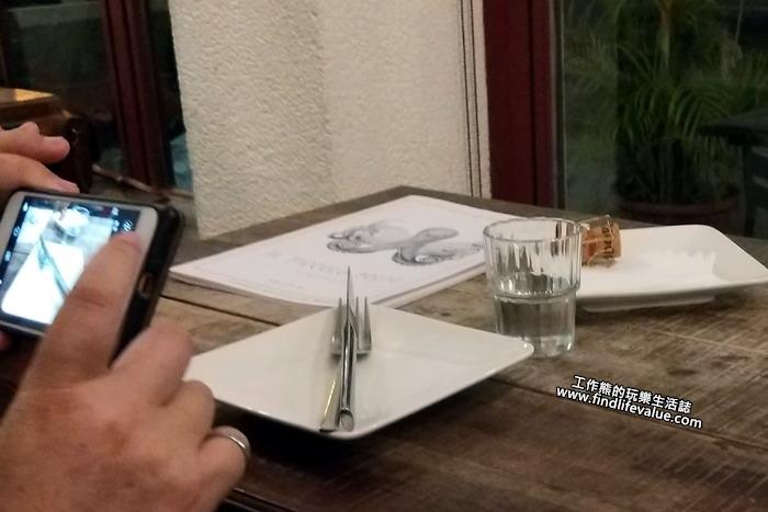 《墾丁南灣》「迷路小章魚餐酒館(Piccolo Polpo Bistro)」