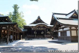 日本伊勢神宮,內宮樂神殿